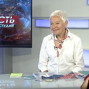 Гость в студии - Светлана Хисамутдинова