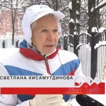 Посол мира Светлана Хисамутдинова прибыла в Чебоксары