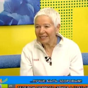 Интервью со Светланой Хисамутдинова в Костанае, ноябрь 2014